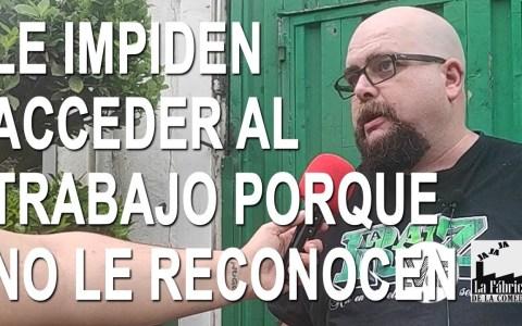 No poder entrar al trabajo: El drama al que hoy se han enfrentado miles de españoles