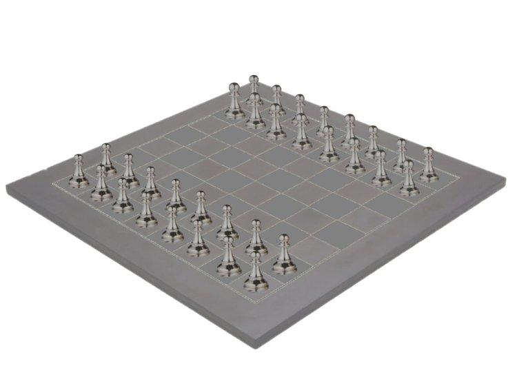 ¡Disfruta jugando sin ofender a nadie con el ajedrez no clasista, no sexista y no racista!