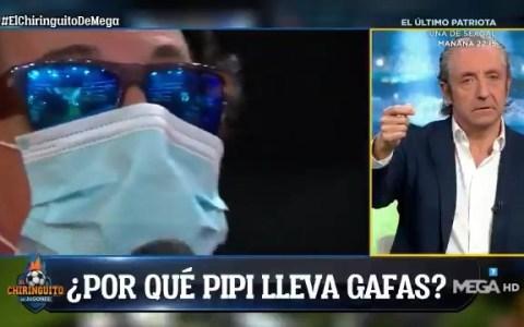 """Pipi Estrada: """"No me gustan las drogаs"""""""