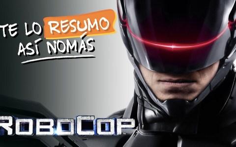 Remake mierder de Robocop by Te Lo Resumo Así Nomás.