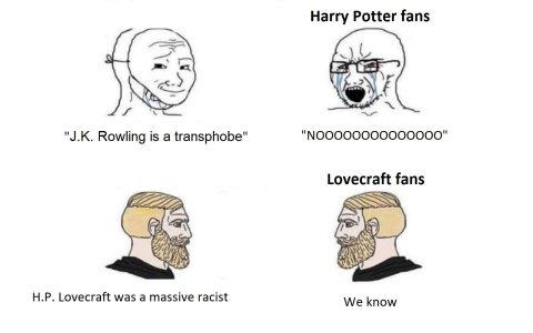 J.K. Rowling ha decepcionado a sus fans por no posicionarse a favor de que se considere mujeres a los hombres que se cambian de sexo