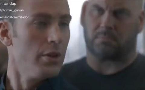 3 chistancers contados por Capitán América