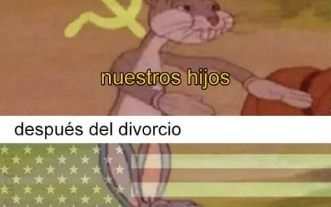El divorsio te convierte al capitalismo