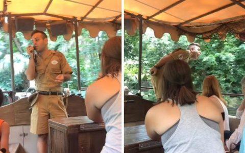 """""""Parece que los hipopótamos quieren atacarnos, pero les voy a espantar con el mismo método que usé en mi anterior relación de pareja"""""""