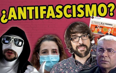 """Antifascismo fascista, o fascismo """"del bueno"""""""