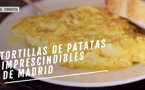 En busca de la tortilla de patatas perfecta