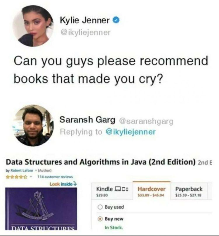 Los hombres también lloramos leyendo libros...