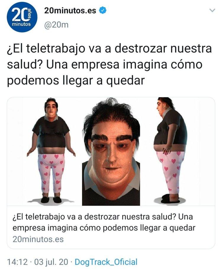 Mira bien a Pipi Estrada, porque ese podría ser tu futuro