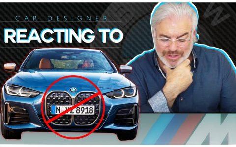 Así ve el diseñador Frank Stephenson el controvertido estilo del nuevo BMW Serie 4