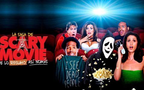 La decadencia de Scary Movie   Te lo Resumo Así Nomás
