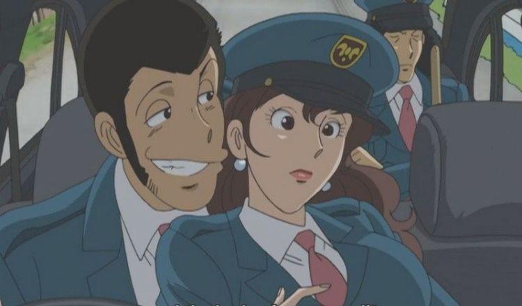 Vas al dentista a que te arreglen los piños y sales con la cara de Lupin