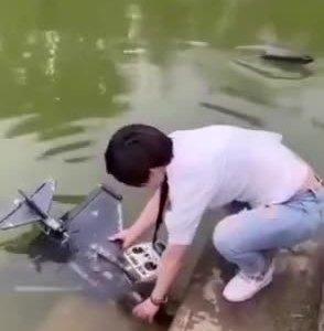 Los chinos saben cómo vender sus productos