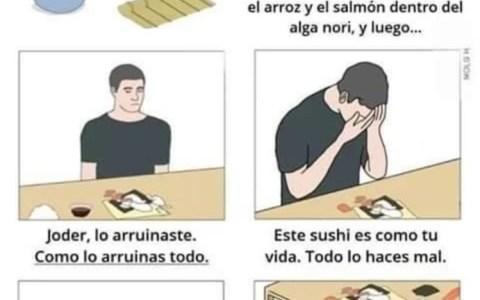 Aprende a hacer sushi