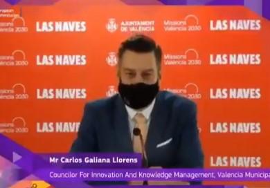 Playback demigrante: un edil de Compromís en Valencia aprovecha la mascarilla para hacer que habla inglés