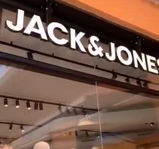 "No se dice ""JACK AND JONES"""