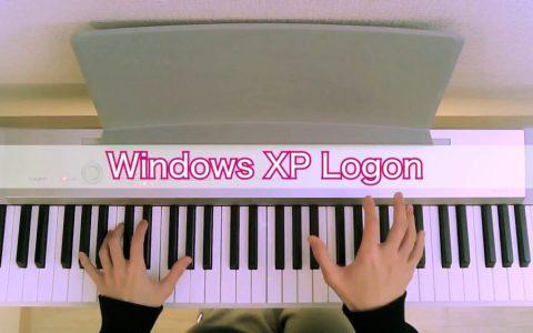 """Todos los sonidos de Windows interpretados en un """"piano"""""""