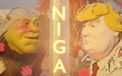 Shrek vs Donald Trump