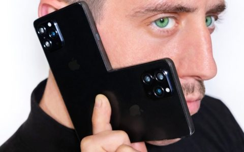 """Apple presenta el nuevo iPhone 12 """"L"""""""