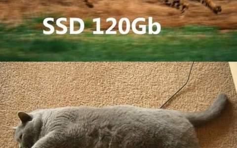 La mejor forma de ilustrar la diferencia entre los HDD y los SSD