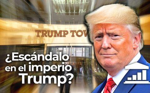 El lado oscuro de los negocios de Trump