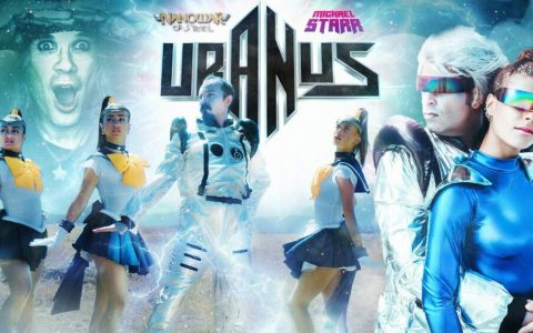 Nanowar of Steel: Uranus feat. Michael Starr (Steel Panther).
