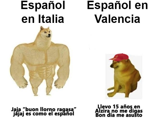 Los españoles somos buenos con los idiomas solo si salimos de España