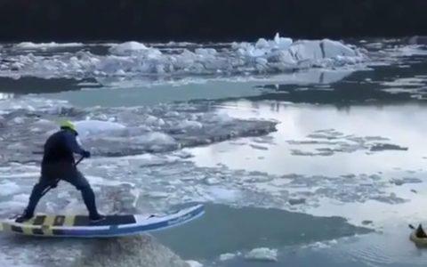Tony Hawk's Pro Iceberg Surfer 3