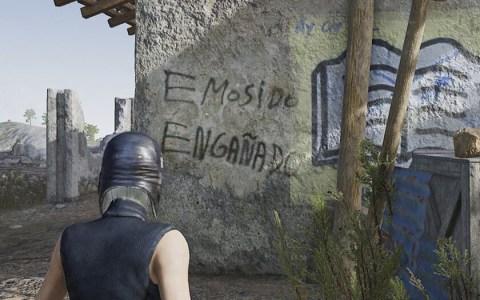 PUBG se acaba de pasar internet incluyendo el EMOSIDO ENGAÑADO entre las pintadas de su nuevo mapa