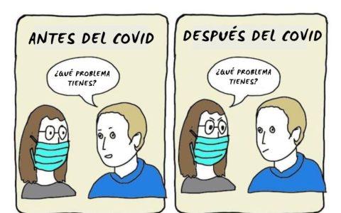 Nuestra vida antes y después de la pandemia