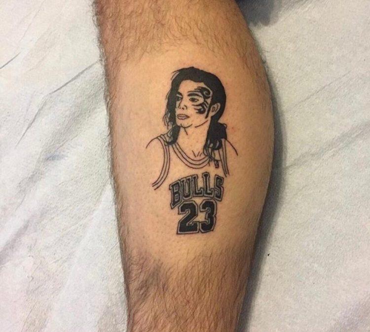 Cuando eres fan de los 3 Michael, pero solo quieres hacerte un tatuaje