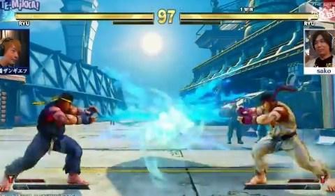 He visto escenas de película menos emocionantes que este combate de Street Fighter