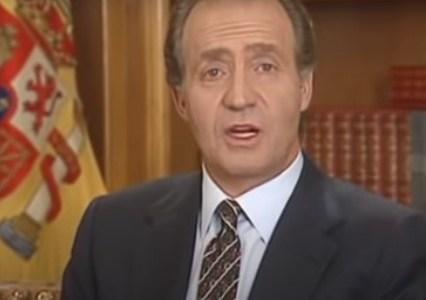 12 vídeos en los que Juan Carlos nos daba lecciones de moral