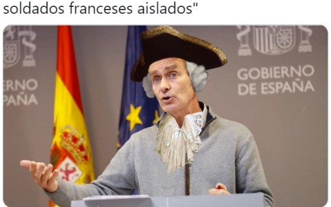 Fernando Simón el profeta