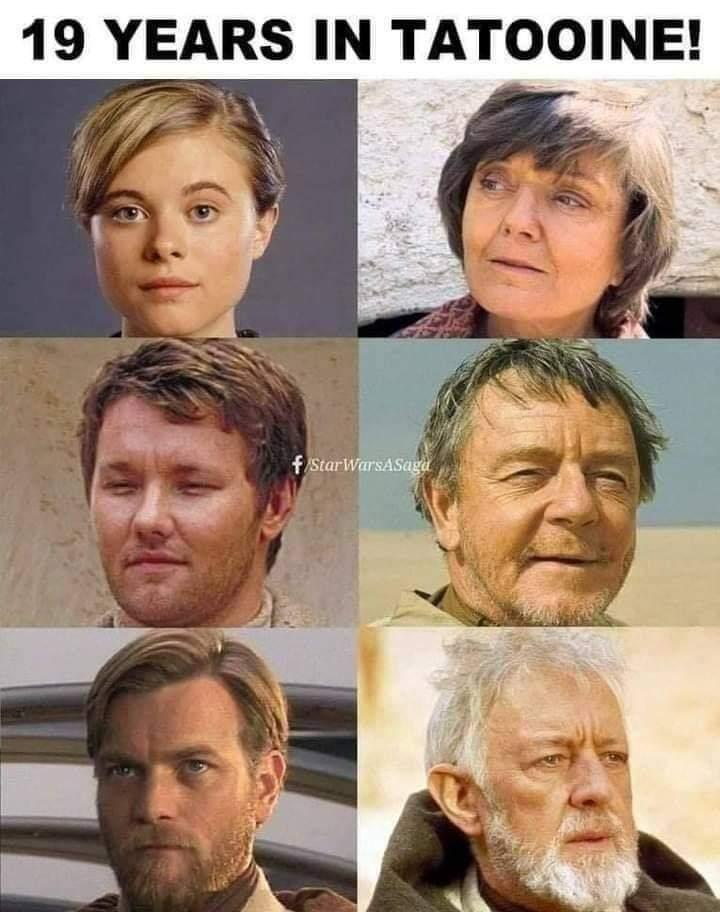 La heroína hizo mucho daño en Tatooine...