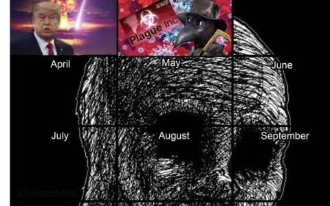 Ya tenemos la previsión del calendario de memes de 2021