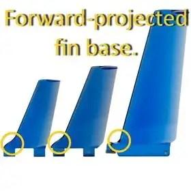 Modern Surfboard Fin and SUP Fin Designs 5