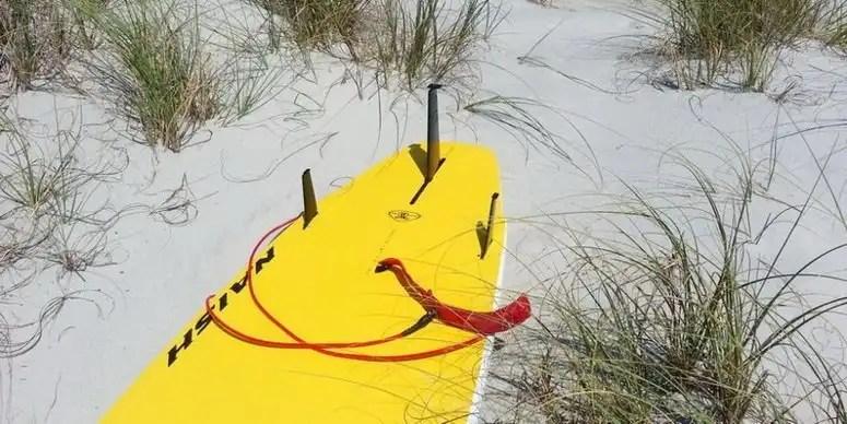 Modern Surfboard Fin and SUP Fin Designs 17