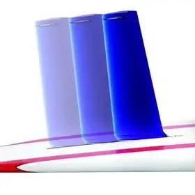 Modern Surfboard Fin and SUP Fin Designs 2