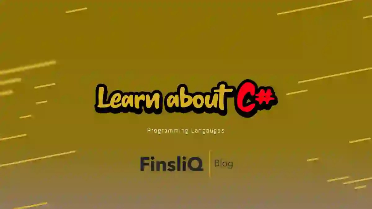 Learn about C# Programming Language