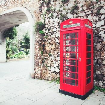 Zwiedzanie Gibraltaru
