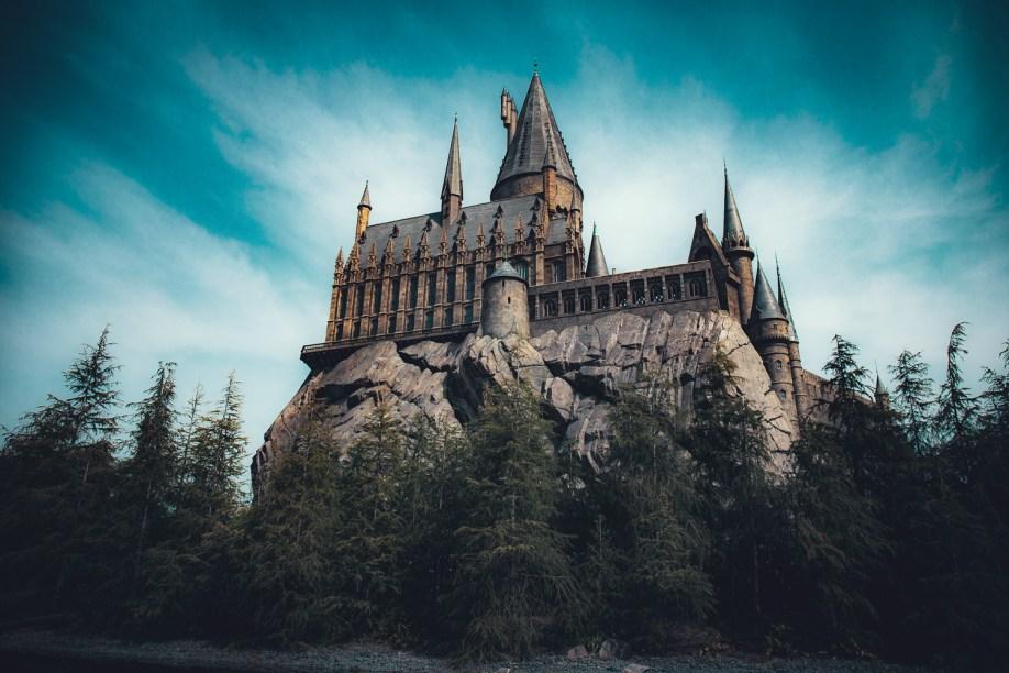 Hogwart - Universal Studio Osaka