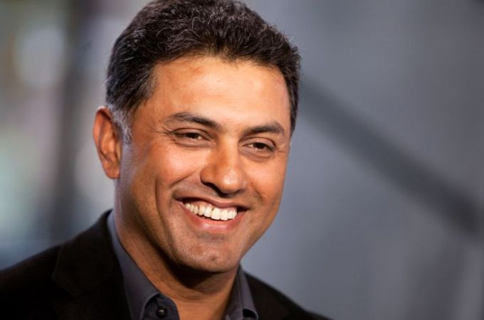 The Fast Rise of Nikesh Arora at SoftBank