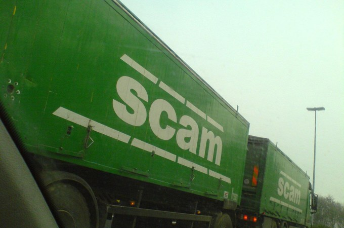 P2P Lending Scams Jumped 11-Fold In China Last Year, On Track For Even More In 2015
