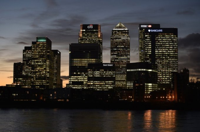 Big Banks Flock To London's Financial Start-up Hub