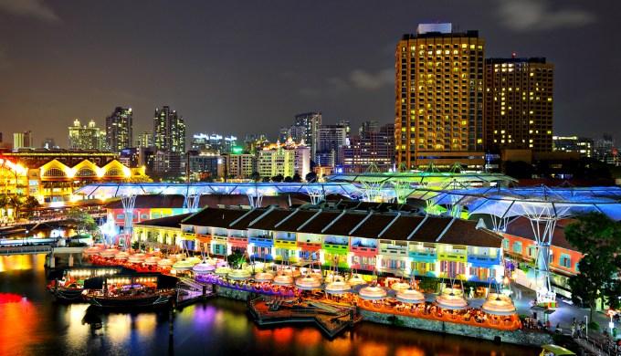 Boom of Accelerators in Singapore
