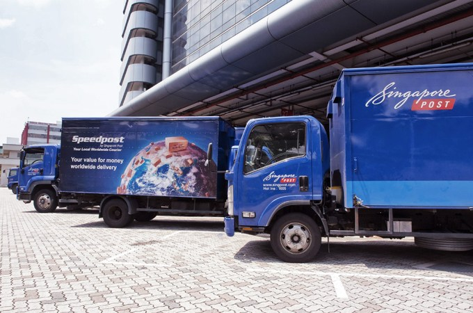 Alibaba Steps Up Asia Logistics Presence With New SingPost Investment