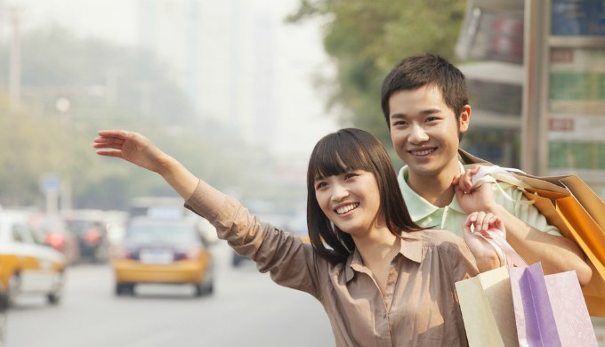 Boom Of Taxi Apps In Asia