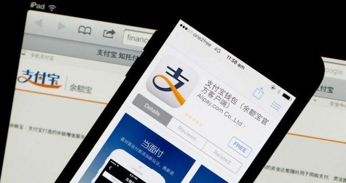 Alipay connects with Yelp