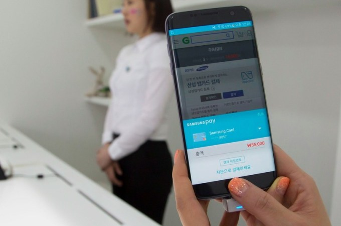 Samsung Pay launches in China and Singapore