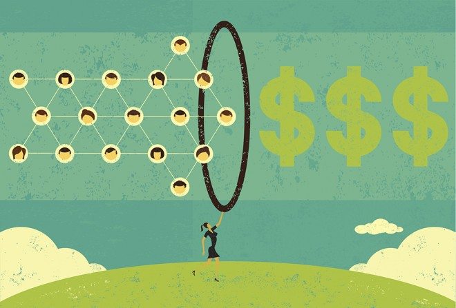Crowdfunding: Invesntors and Charity
